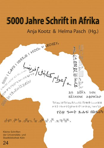 5000 Jahre Schrift in Afrika