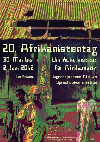 Tagungsband Afrikanistentag Köln 2012